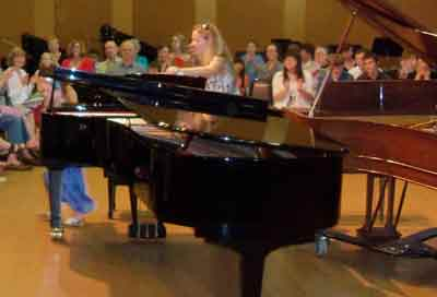 Harmony Music and Clackamas Community College Concert